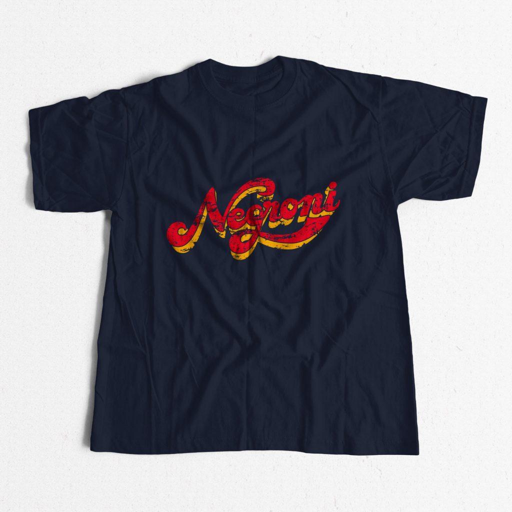 Negroni Shirt im Ginsalab.im Shop